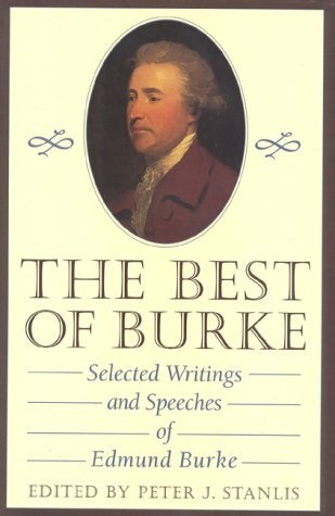 The Best of Burke by Edmund Burke