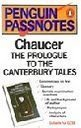 """Chaucer's """"Prologue to the Canterbury Tales"""" (Passnotes)"""