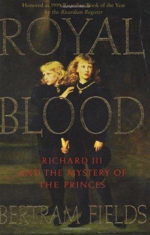 Royal Blood by Bertram Fields