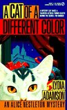 A Cat of a Different Color (Alice Nestleton Mystery #2)