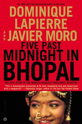 Five Past Midnight in Bhopal by Dominique Lapierre