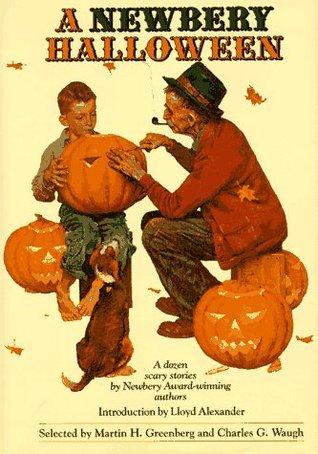 A Newbery Halloween by Martin H. Greenberg