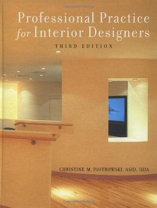 Professional Practice For Interior Designers · Other Editions. Enlarge  Cover. 211978