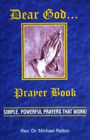 Dear God...Prayer Book