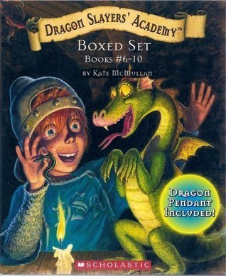 Dragon Slayers' Academy, Books 6-10: Sir Lancelot, Where Are You? / Wheel of Misfortune / Countdown to the Year 1000 / 97 Ways to Train a Dragon / Help! It's Parents Day at DSA