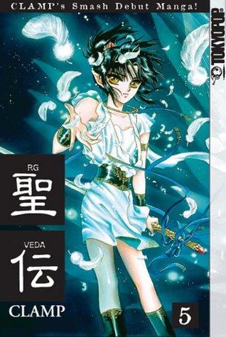 RG Veda, Vol. 05 by CLAMP