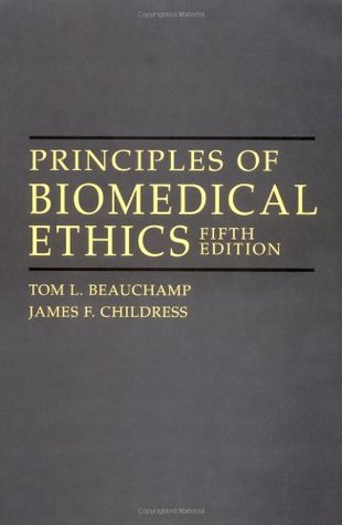 Principles of biomedical ethics by tom l beauchamp principles of biomedical ethics fandeluxe Choice Image