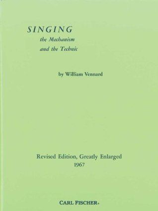 Singing by William Vennard