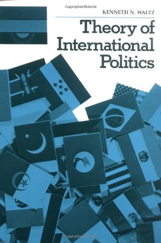 international relations theory book