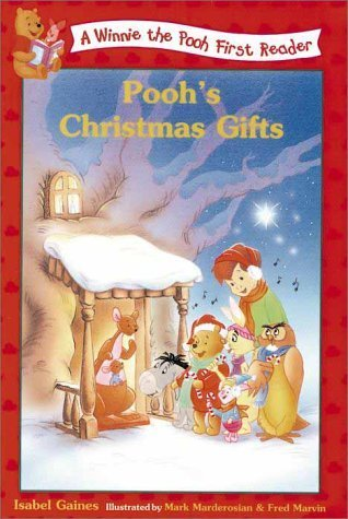 Pooh's Christmas Gifts (Winnie the Pooh First Reader, #17)