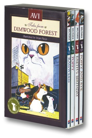 Tales from Dimwood Forest Box Set