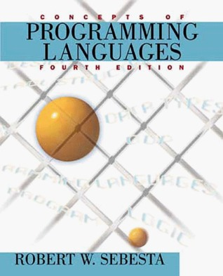 Concepts Of Programming Languages Robert W. Sebesta Pdf