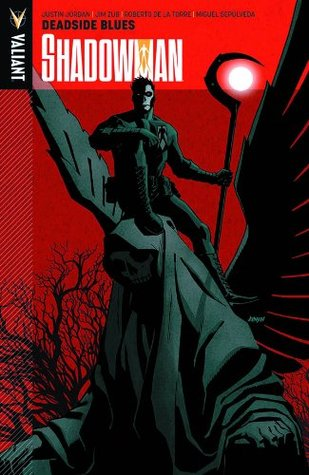 Ebook Shadowman, Volume 3: Deadside Blues by Justin Jordan DOC!