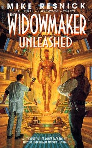 The Widowmaker Unleashed (The Widowmaker, #3)
