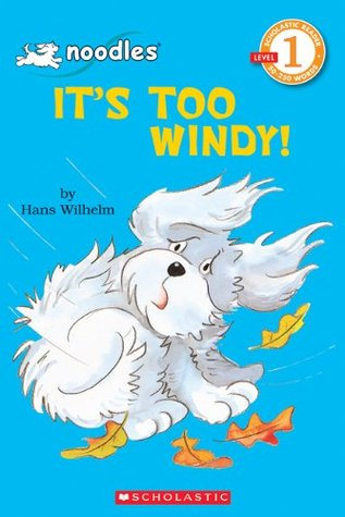 It's Too Windy (level 1) by Hans Wilhelm