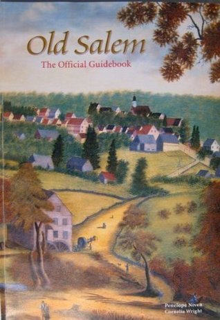 Old Salem: The Official Guidebook EPUB FB2 978-1879704077