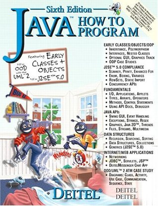 Deitel Java Book