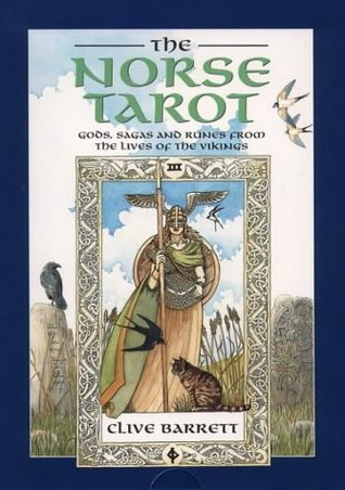 The Norse Tarot: Gods, Sagas and Runes from the Lives of the Viking/Book and Cards