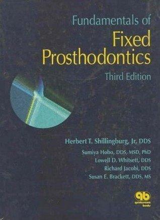 Fundamentals Fixed Prosthodontics