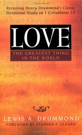 Love, the Greatest Thing in the World