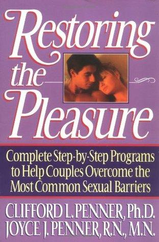Restoring the pleasure penner
