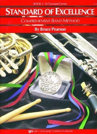 Standard Of Excellence: Comprehensive Band Method Book 1 (B Flat Trumpet/Cornet) - Sheet Music