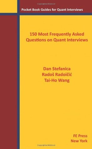 quant interview questions pdf