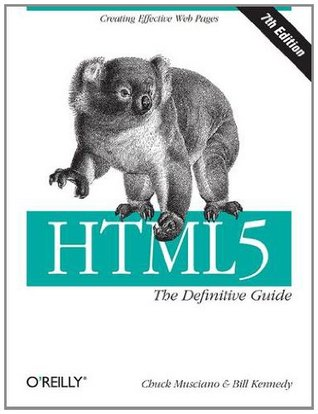 HTML5: The Definitive Guide