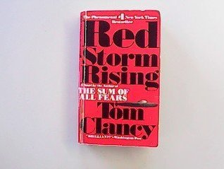 Red Storm Rising and The Hunt For Red October Clancy, 2 volume, boxed set
