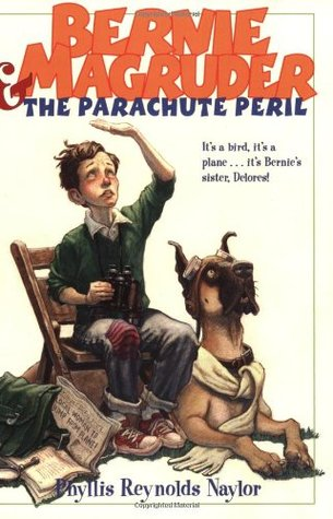 Bernie Magruder and the Parachute Peril (Bessledorf Mysteries, #8)