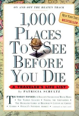 000 Places to See Before You Die, 1 Book Cover