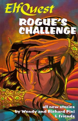 Elfquest Book #09: Rogue's Challenge