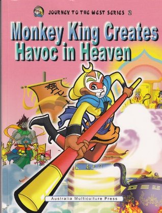 Monkey King Creates Havoc in heaven (Journey to The West Series 2)(English Version)