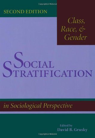 Social Stratification Class Race And Gender In Sociological