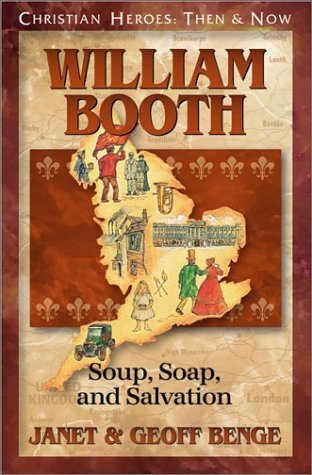 William booth soup soap and salvation by janet benge 1864030 fandeluxe Images