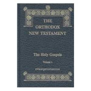 The Orthodox New Testament