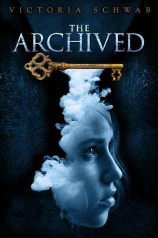 Cover of The Archived by Victoria Schwab