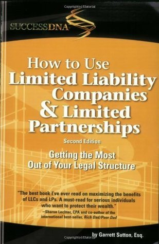 How to Use Limited Liability Companies & Limited Partnerships