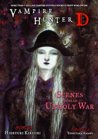 Vampire Hunter D Volume 20: Scenes from an Unholy War