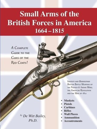 Small Arms of the British Forces in America, 1664-1815