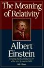Meaning of Relativity by Albert Einstein