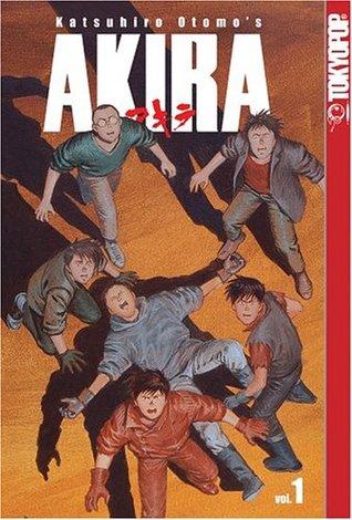 Akira: Cinemanga, Vol. 1