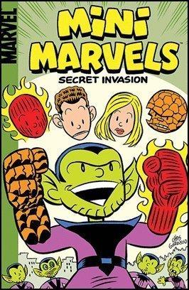 Mini-Marvels: Secret Invasion Digest