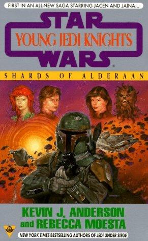 Shards of Alderaan by Kevin J. Anderson