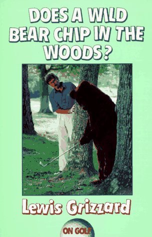 Does a Wild Bear Chip in the Woods?