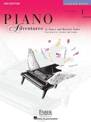 Level 1 - Lesson Book: Piano Adventures