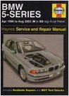BMW 5-series 6-cyl Petrol: 96 to 03 (Haynes Service and Repair Manuals)