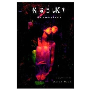 Kabuki Volume 5 Metamorphosis by David W. Mack