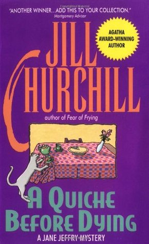 Ebook A Quiche Before Dying by Jill Churchill PDF!