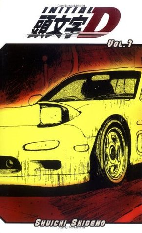 Initial D, Volume 1 by Shuichi Shigeno